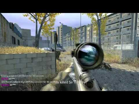 COD 4 PC l multi-kill l Montage