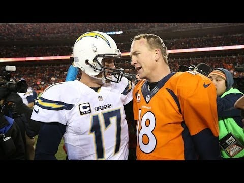 Broncos vs Chargers: Playoffs 2014