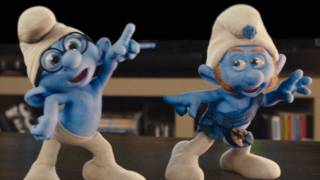 The Smurfs Movie 2011 Full Dance Scene (HD)