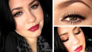 Full Tutorial Using Naked 2 Palette On The Go Makeup