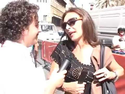 MARIA ROSARIA OMAGGIO intervista -WWW.RBCASTING.COM