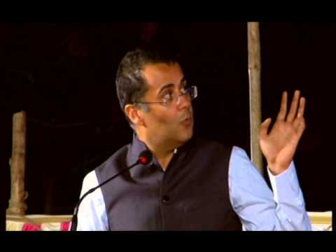 Youth Change Maker Vote with Chetan Bhagat