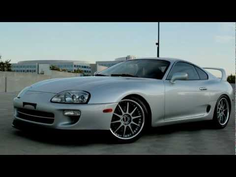 1995 Toyota Supra Twin Turbo - ImportShowcase