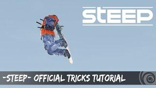 Steep - Tricks Tutorial