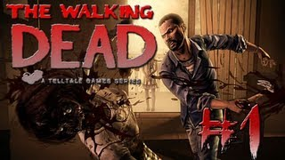The Walking Dead (PC) Episode 1: A New Day I'm Lee