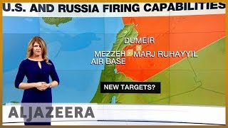 🇺🇸 🇷🇺 US vs Russian weapons capabilities in Syria | Al Jazeera English