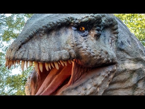 10 of the DEADLIEST DINOSAURS (and deadliest ancient MARINE REPTILES) that ever lived!