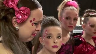 Every time Abby made someone cry on Dance Moms