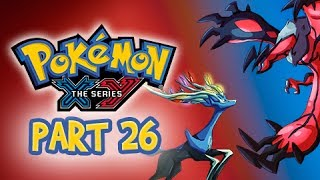 Pokemon X And Y Gameplay Walkthrough Part 26 Leader