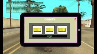 GTA San Andreas Multiplayer Entra A Su Tablet Y Tambien Al