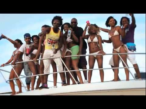 "Popcaan - Party Shot (OFFICIAL 'HD' VIDEO) FEB 2012 ""U.T.G"" [TJ Rec]"