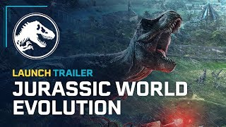 Jurassic World Evolution - Megjelenés Trailer