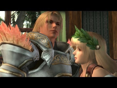 Soul Calibur III - Siegfried & Sophitia with Raphael's Ending