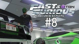 "GTA 5 Online ""GTA V Online Fast & Furious 8 Streamer"