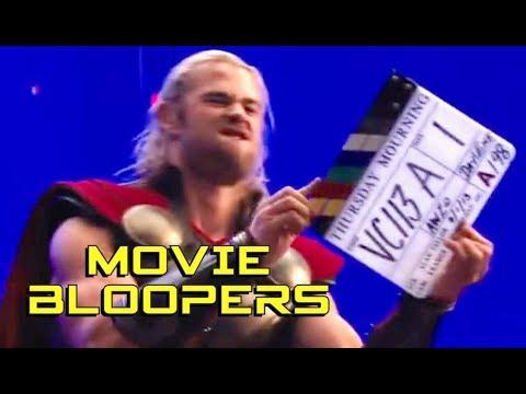 THOR: THE DARK WORLD Bloopers Gag Reel (2011) Marvel Avengers Movie HD