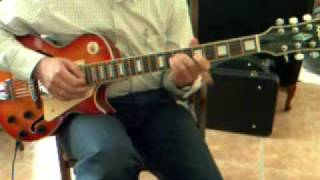 KEIPER 109 HOLLOWBODY GUITAR; Testing Different Sounds