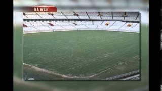 Veja como est� o gramado do Mineir�o para a estreia do Campeonato Mineiro