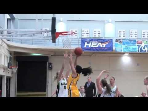 UBCO Women's Basketball VS Fraser Valley Cascades, Feb 2