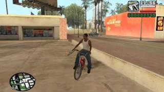 Starter Save Part 1 GTA San Andreas PC Complete