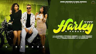 Harley G Sandhu Ft Niharikaa Arggwal Video HD Download New Video HD