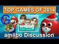 Holiday Special On VGH (Top Wii U / 3DS Games), Amiibo Characters Discussion (Star Fox, Rosalina)