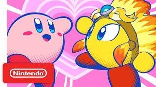 Kirby Star Allies: Launch Trailer - Nintendo Switch