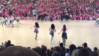 Battle of the Sexes Rally 2014-2015 | Hx2DC