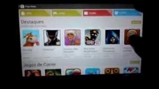Anular Valores Do Android PlayStore E Baixar Aplicativos E