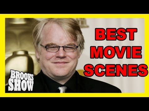 BEST of PHILIP SEYMOUR HOFFMAN (8 best movie scenes)