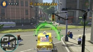 LEGO Marvel Super Heroes Industrial Area 100% (All