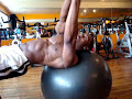 KILLER ABS - Stability ball workout