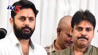Will actor Nithin lead Jana Sena in Telangana?..