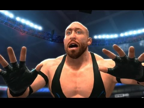 WWE 2K14 | Ryback 'Jesus' Glitch