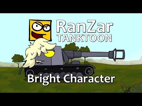 Tanktoon: Charakter
