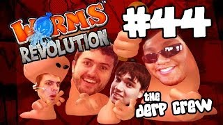 Surprise Victory (Worms Revolution w/ The Derp Crew / Facecam)