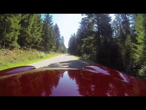 Triumph Spitfire Schwarzwald Oldtimer-Tour 2013