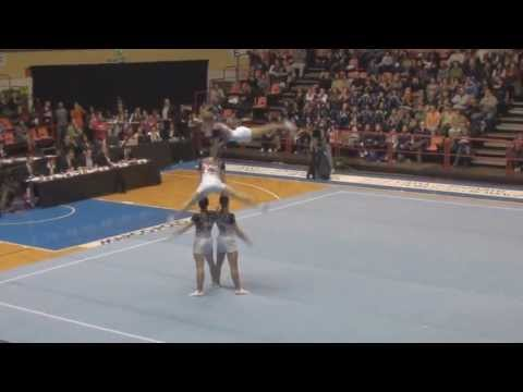 Acrobatic Gymnastics World Cup 2011 Great Britain, Men's Group