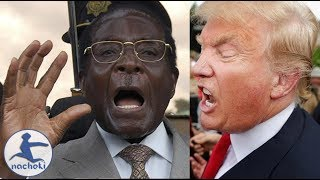 African President React To Donald Trump Shithole Comment to African Countries