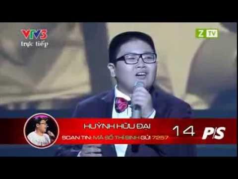 Huỳnh Hữu Đại - Giọng hát Việt Nhí 2013 Tập 13 Ngày 24/8/2013