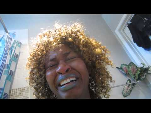 Thank you Oprah for Tweeting me. I loVe you always and forever xo - GloZell