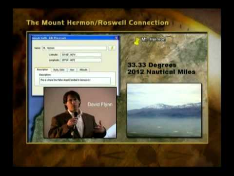 The Mount Hermon Roswell Connection (Rob Skiba) Full Movie