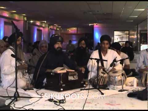 Bhai Sukhwinder Singh (Sukhy Baba) - Anand Sahib - Sanjha Smagam 2005