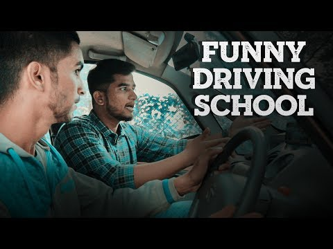 FUNNY DRIVING SCHOOL | MUST WATCH | SECUNDERABAD DIARIES