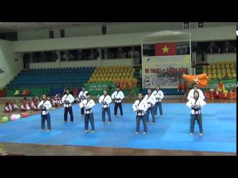 Dem bieu dien Vo Thuat - Lan Su Rong (2)