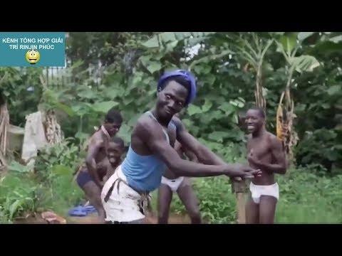 Những điệu nhảy bá đạo nhất thế Giới - xem 100 lần vẫn thấy mất cười :D