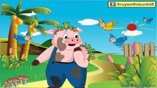 Bạn lợn lười tắm (Truyện thiếu nhi từ tác giả Hiền Bùi)