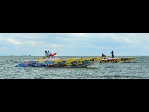 Trinidad & Tobago Powerboats Association (TTPBA) March Regatta 2014 @ TTYC