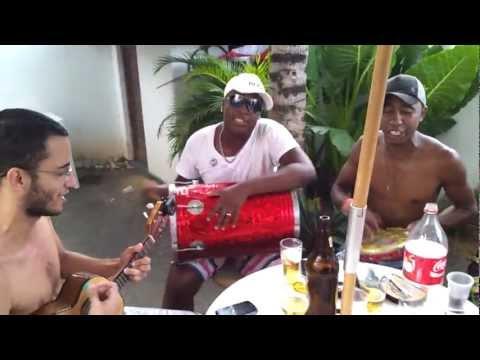 Pagode e churrasco na Andre Abreu Mendes Mansion.mp4 Dezembro 2012