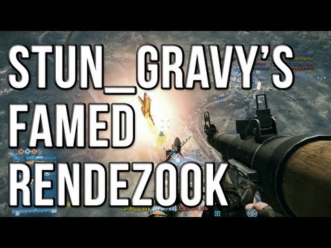 Феноменальный фраг в Battlefield 3
