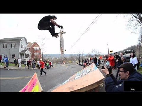 Ithaca Skate Jam 2014